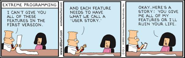 Chiste Dilbert 1