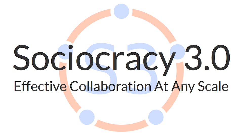 Sociocracia 3.0 Logo